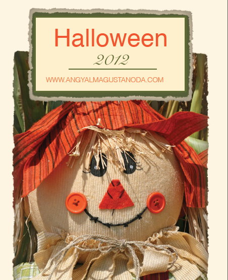 Halloween 2012 angyalm gus tanoda for Huzz house