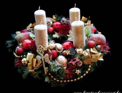 Karácsony 2011 – Adventi koszorú